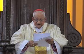 Najstarszy kardynał świata kończy 98 lat