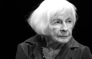 W wieku 102 lat zmarła aktorka Danuta Szaflarska