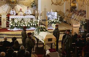 W Libiążu rozpoczął się pogrzeb Heleny Kmieć