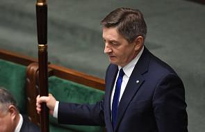 Sejm: debata nad wnioskiem o odwołanie marszałka Kuchcińskiego