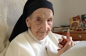 Zmarła najstarsza dominikanka na świecie