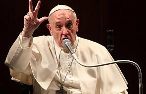 Papież: porzuć podwójne życie i nawróć się