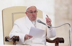 Franciszek: światu grozi wielka wojna o wodę