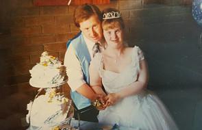 Mają syndrom Downa. Obchodzą 22. rocznicę ślubu