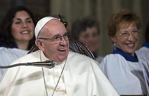 Wizyta papieża u anglikanów w Rzymie