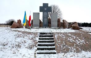 Ukraina: uczczono pamięć Polaków z Huty Pieniackiej