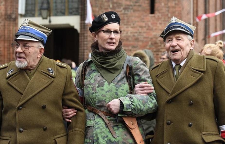 Uroczystości upamiętniające Żołnierzy Wyklętych
