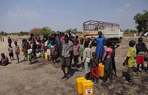 Do Ugandy uciekło już 700 tys. osób z Sudanu Pd.