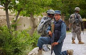 11 policjantów zginęło z rąk kolegi powiązanego z talibami