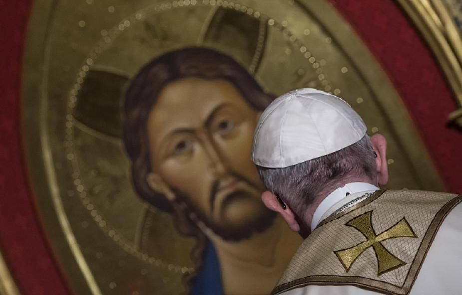 Franciszek: Bóg nie potrafi dawać mniej niż wszystko