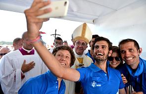 Młodzież z papieżem przekażą symbole ŚDM Panamczykom