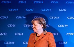 Angela Merkel przyjedzie we wtorek do Warszawy