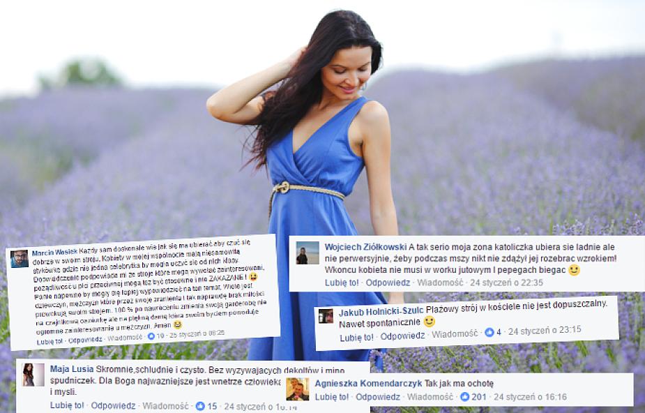 Jak powinna ubierać się katoliczka? 10 najlepszych odpowiedzi czytelników