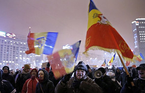 Rumunia: Dymisja ministra po masowych protestach