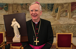 Niezwykły prezent abp. Jędraszewskiego dla papieża Franciszka