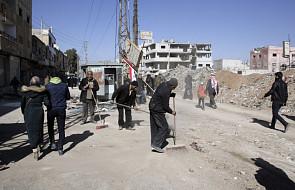 W nalotach na zachodzie Syrii zginęło 11 członków Al-Kaidy