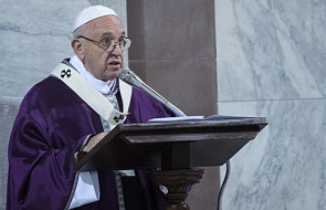 Franciszek: Wielki Post prowadzi od cierpienia ku radości