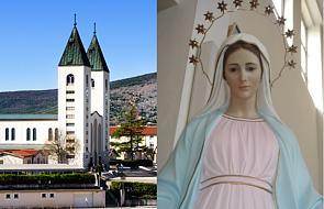 Bp Peric: Maryja nie objawiła się w Medjugorje