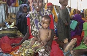 Somalia: wskutek głodu w ciągu 48 godzin zmarło 110 osób