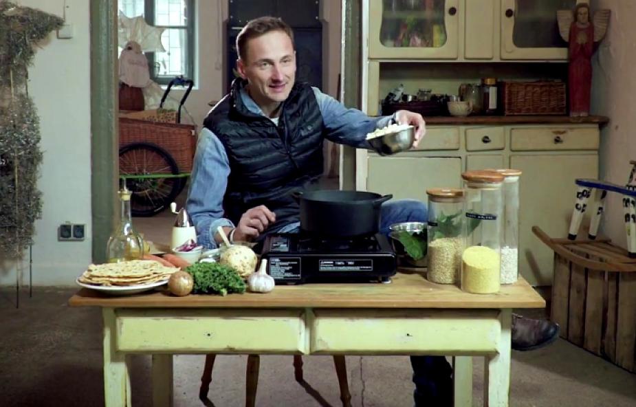 Post z zupą warzywną to przepis na miłość