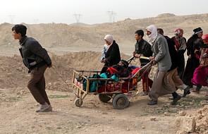 Irak: nawet ubodzy chrześcijanie wspierają uchodźców