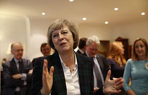 May: powiadomię parlament o uruchomieniu Brexitu