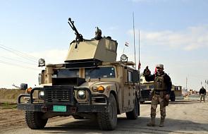 Siły irackie robią stałe postępy w odbijaniu Mosulu