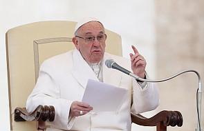 Papież: najważniejsze jest zjednoczenie z Bogiem