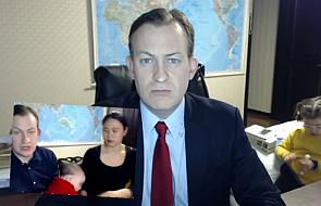 Ekspert BBC tłumaczy kulisy filmiku, który obejrzało miliony internautów