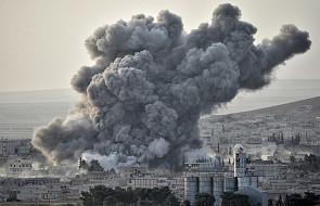 W nalocie w Syrii zginęli bojownicy Al-Kaidy