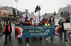 W polskich miastach protesty przeciw rasizmowi