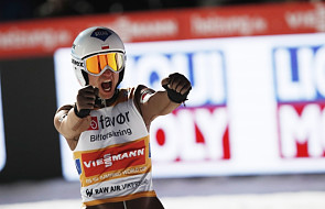 Kamil Stoch wygrał konkurs lotów w Vikersund
