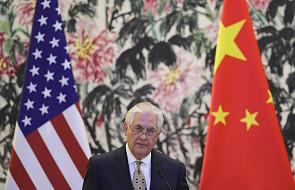 """""""USA czekają na pierwsze spotkanie Trumpa i Xi"""""""