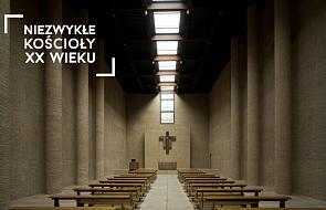 Światło w tym kościele odrywa od ziemi