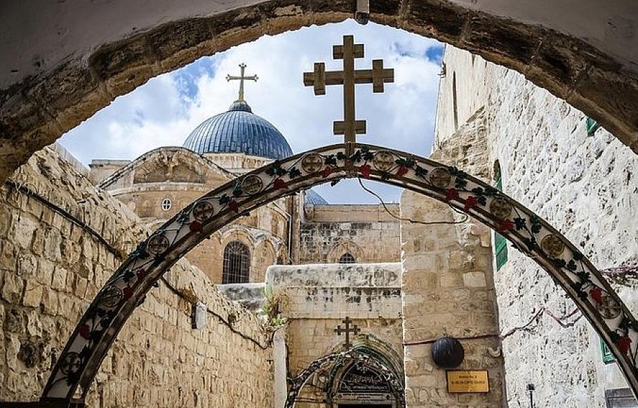 Milion dolarów na renowację bazylik w Ziemi Świętej