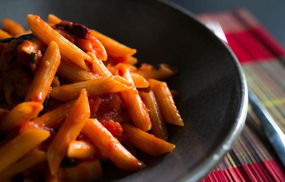 Spróbuj makaronu z suszonymi pomidorami