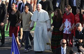 Franciszek do młodych: bądźcie twórcami waszej historii