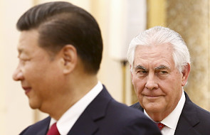 Tillerson ominie spotkanie NATO; w kwietniu uda się do Rosji