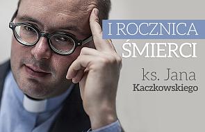 Przyjdź na Mszę w intencji ks. Jana Kaczkowskiego