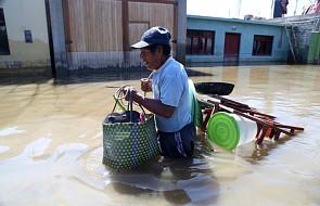 Bp Piotrowski apeluje o modlitwę za dotknięte kataklizmem Peru