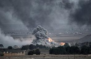 Desant sił koalicji w ramach ofensywy na ar-Rakkę