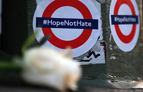 Policja: zamachowiec z Londynu działał sam