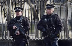 Policja: zamachowiec z Londynu bez związków z IS