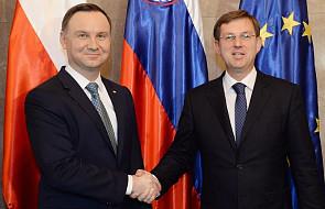"""""""Słowenia to ważny element w relacjach Państw Trójmorza"""""""