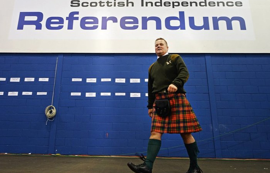 Brytyjski rząd odrzuca wniosek o referendum ws. niepodległości Szkocji