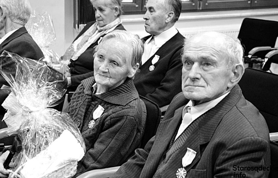 Po 67 latach małżeństwa zmarli w odstępie 15 minut. Państwo Janikowie
