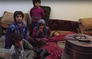 Aleppo: trwa zbiórka na sieroty odnalezione w ruinach