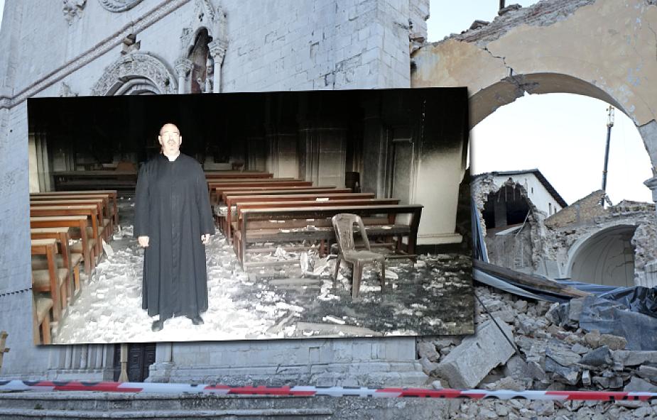 Ksiądz o kościele zniszczonym przez ISIS: to dzieło szatana
