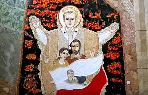 Kraków: rekolekcje z twórcą mozaik w sanktuarium JPII