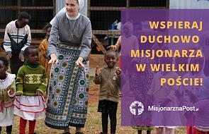 11 tys. osób wspiera duchowo misjonarzy